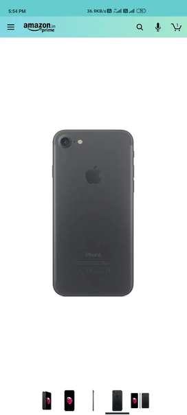 Iphone 7 32gb mate black