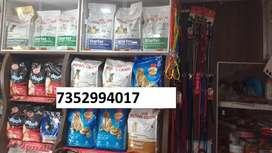 pet's food dog's accessories in aurangabad bihar