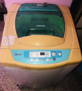 Top load. Washing machine. Samsung. Good condition. Automatic fully