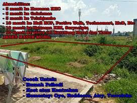 Dijual Tanah Murah Karawang Barat Luas 220m2 Siap Bangun (Nego)