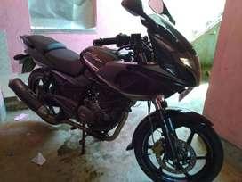 my bike bajaj pulsar rs 200 shoroom conditon