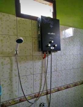Water Heater Gas [[ Mandi Air Hangat Selalu