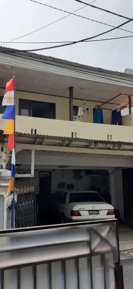 Rumah di Kampung Ambon Jakarta Timur
