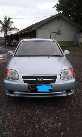 Jual cepat Hyundai Avega 2008 siap pake