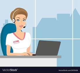 Need Female staff Computer Operator & Accountant