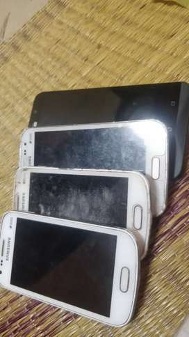 Samsung 3 mobile plus 1 4G mobile 2700rs