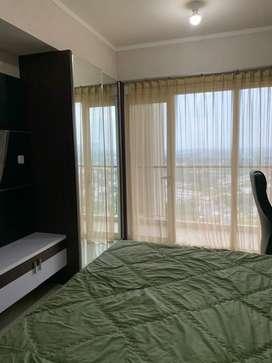 Apartemen bersih luas lengkap di jababeka cikarang sewa murah