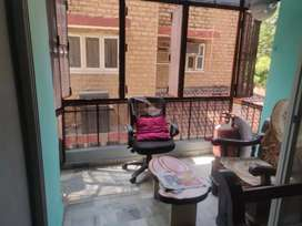 1 BHK with furnished, Ready to move in, Loanable