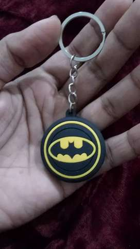 Batman Keychain For Bikes