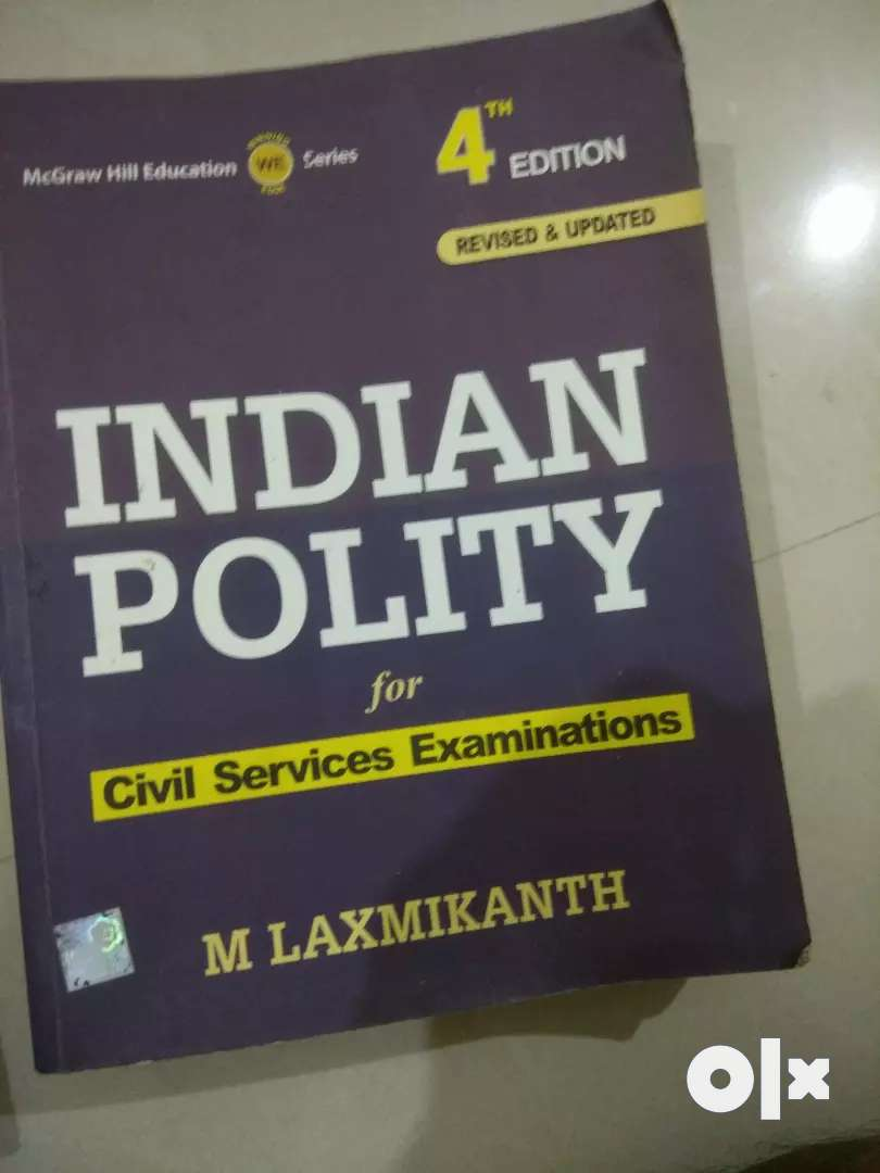Indian polity by Laxmikanth 0