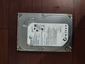 Seagate 500 gb hdd for sale
