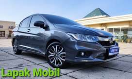 Honda New City 1.5 E CVT Matic 2018 Km 24rb Plat A Serang