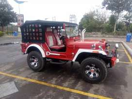 Jeep for rent only 5000/day