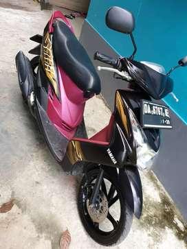 Yamaha Mio soul 2010 pajak hidup semua