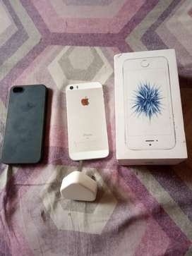 iphone SE 32gb   excellent condition