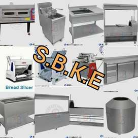 Pizza oven deep fryar dough mixer panini grill hot plate sharwama