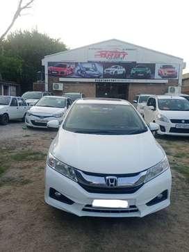 Honda City VX (O) Manual, 2015, Petrol