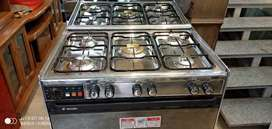 European Techno Gas Oven Original italian