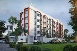 2 & 3 BHK budgeted apartments in Thrissur