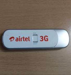 Airtel USB 3G Wifi USB Dongle