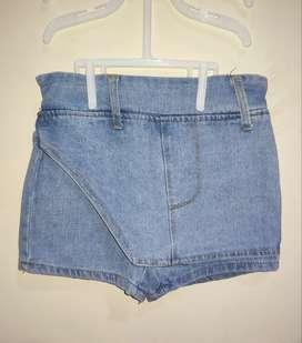 Hotpants jeans anak
