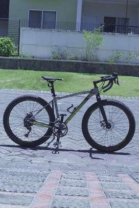 Jual sepeda Gravel bike Polygon Premier 5 2021 (MTB Gravel conversion)