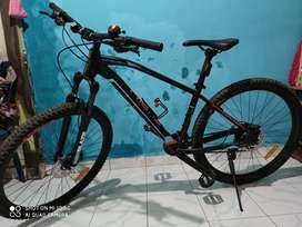 jual sepeda thrill vanquish 1, mulus sepertii baru