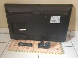 Samsung Led Tv 32 inch unit remot doang