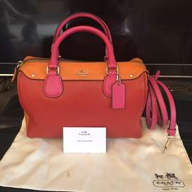 Coach Mini Bennet Multicolor