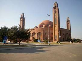 10 marla plot for sale in Bahrain town Lahore