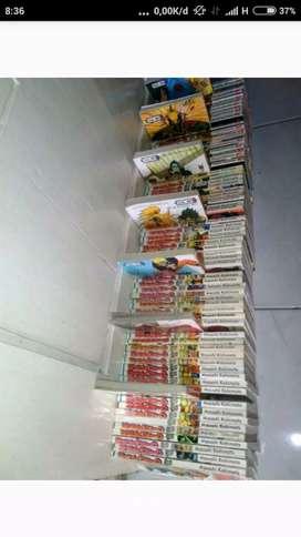 Komik Naruto (Complete Series)