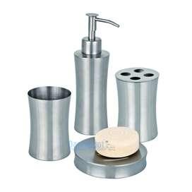 Bathroom Stainless 5 Set