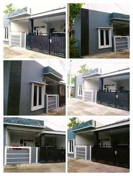 Rumah siap huni Puri anggrek Serang dekat Terminal pakupatan dan tol