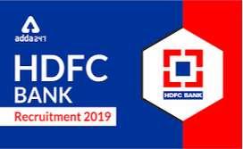 HDFC process hiring in Delhi