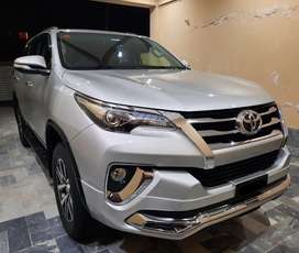 Toyota fortuner 2017  as like brand new