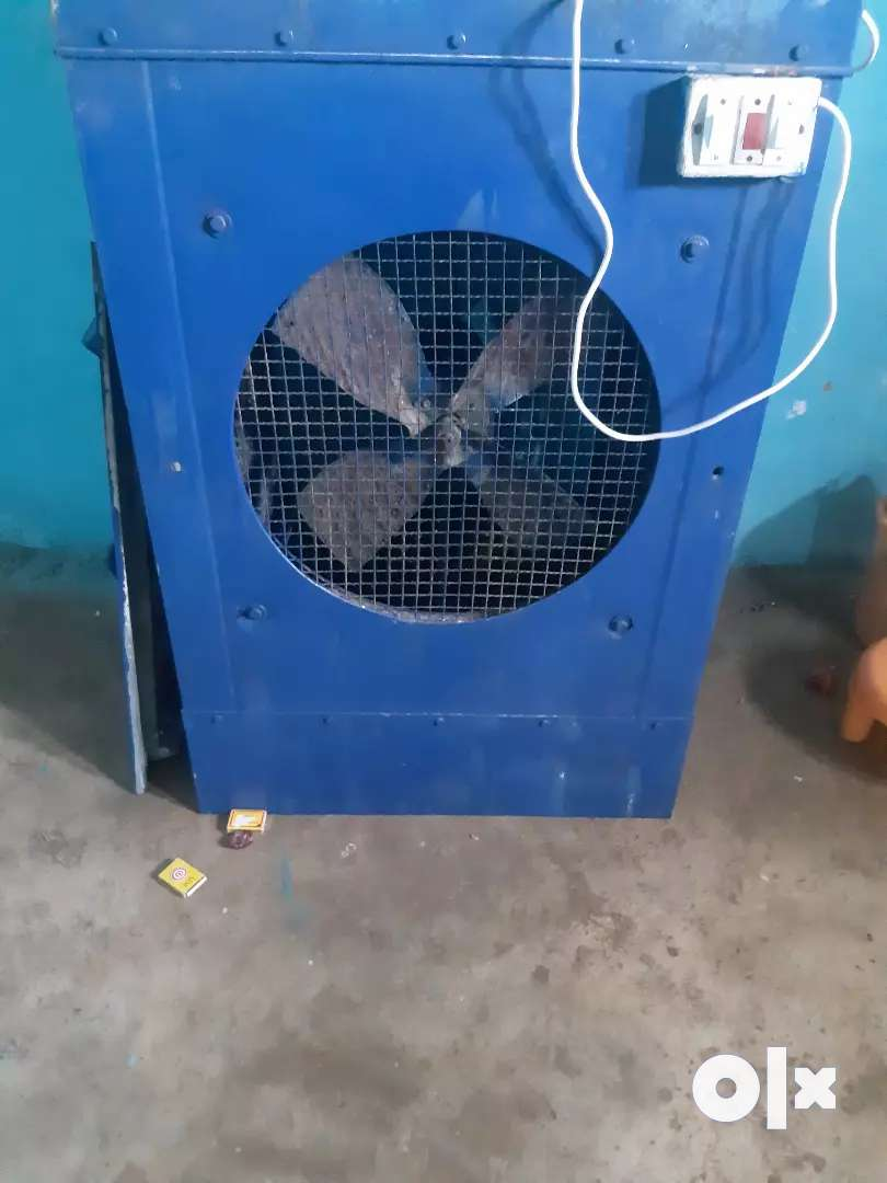 Exhaust motor cooler with fabulous cooling 0
