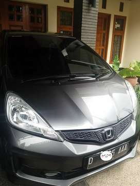 Honda Jazz RS MT 2012 istimewa