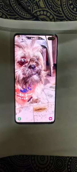 samsung s10 6ram 128gb good condition