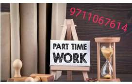 Home based part time jobs