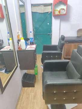 Salon setup for sale