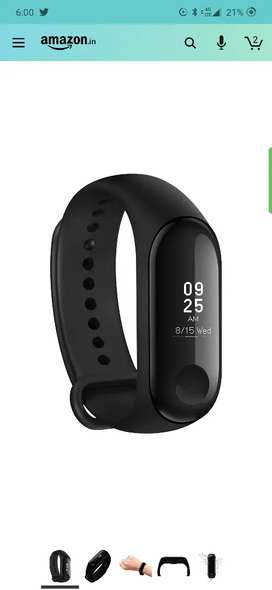 mi band 3 for sale