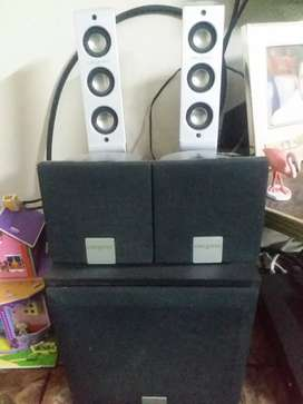 Creative Original Computer Speakers and Subwoofer