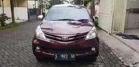 Toyota All New Avanza E matic 2012