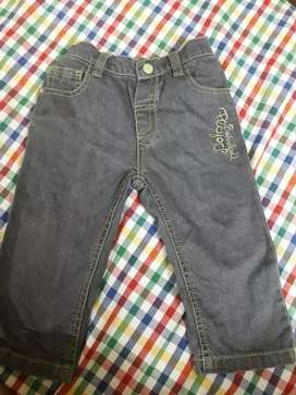 2 to 3 year boy  new jeans trouser