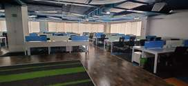 Extra Luxury 80 Seater Furnished Office For Rent/Lease At Vijay Nagar
