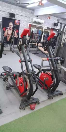 Crosstrainer commercial