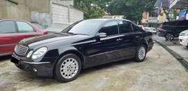 Mercedes benz E260 W211 elegance 2006 NIK 2005  Low KM!!!
