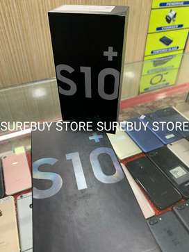 Samsung S10+(128GB) Prisim White...