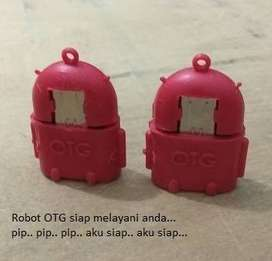 Robot OTG untuk Handphone Android