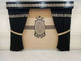 Curtains and Blinds and wallpapers in lowest prices